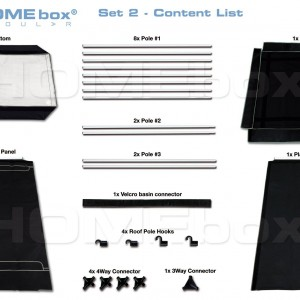 Homebox modular set2